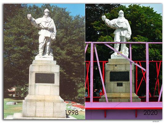 NZ0747.Christchurch.Sir Robert Falcon Scott.1998+2020