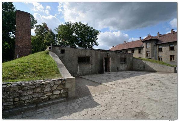 PL014.Auschwitz.Vernichtungsbunker