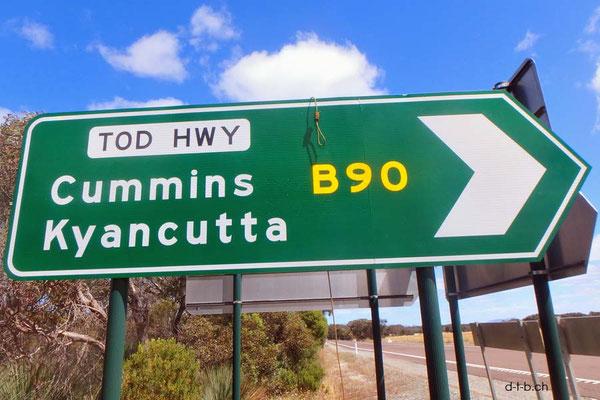 Australien.Tod-Hwy