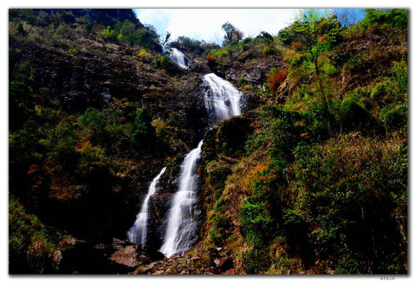 VN0067.Sapa.Silver Waterfall