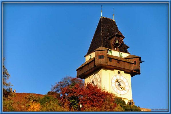 A0454.Uhrturm,Graz.AT