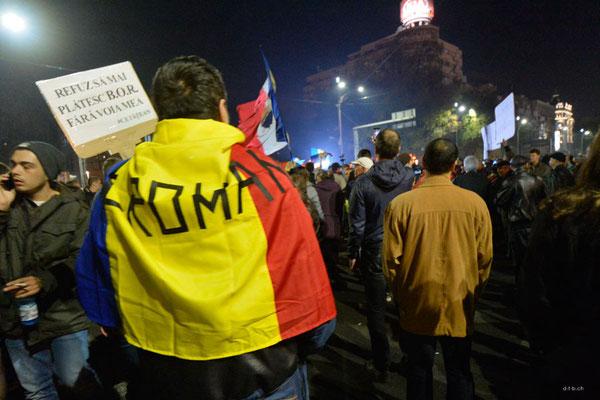 ROB007.Bukarest.Demonstration