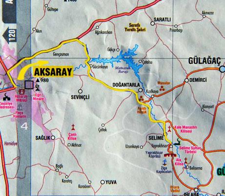 Tag 154: Aksaray - Selime