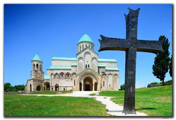 GE038.Kutaisi.Bagrati Kirche