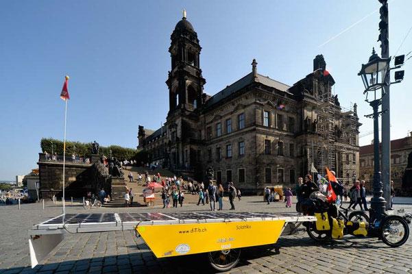 DE: Solatrike in Dresden