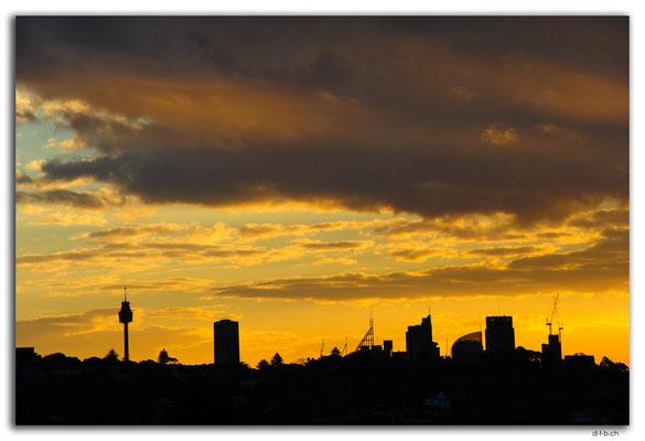 AU1621.Sydney.Evening sight from Bondi