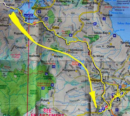 Tag 460: Kahoe - Kerikeri