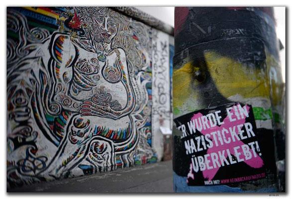 DE278.Berliner Mauer