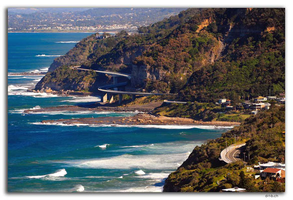 AU1533.Sea Cliff Bridge