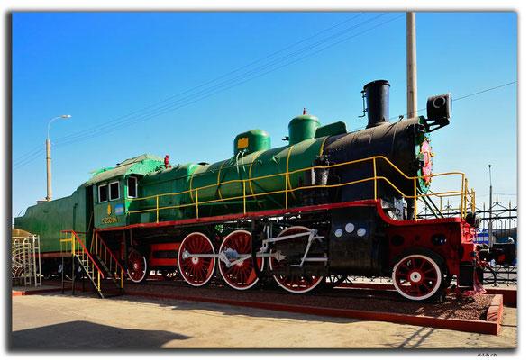 UZ0194.Tashkent.Railway Museum