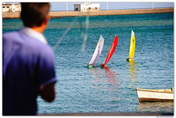 LAN004 Arrecife. Segelboote
