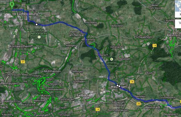 Herlikofen - Ludwigsburg 21.6.2014