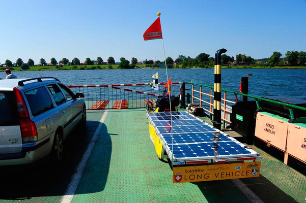 PL: Solatrike on the Ferry