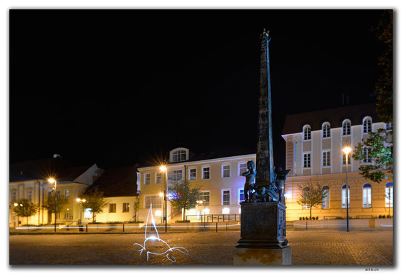CZ166.Uherský Brod.Schildkrötenstatue