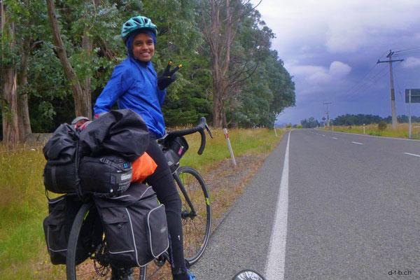 NZ: Radlerin in Wairau getroffen