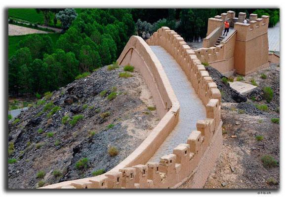 CN0126.Jiayuguan.Overhanging Great Wall