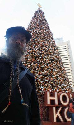 Hong Kong, Weihnachtsbaum