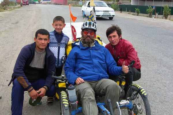 KZ: Solatrike wird in Kasachstan begeistert empfangen