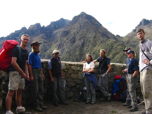 Peru, Inkatrail