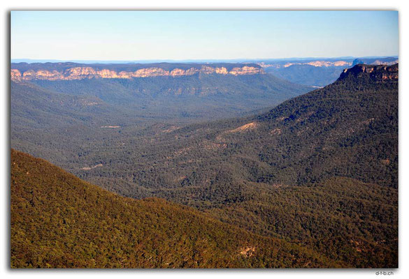 AU1724.Blue Mountains.Elysian Rock Lookout