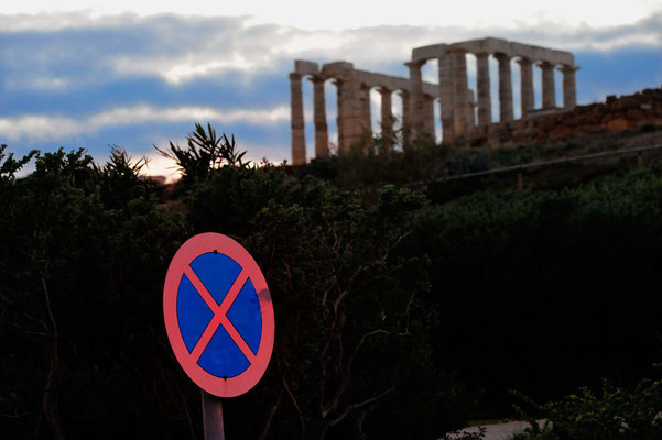 Griechenland.Sounio