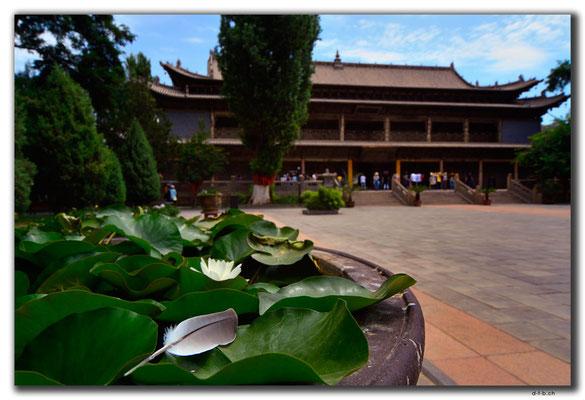 CN0159.Zhangye Buddha Temple Hall