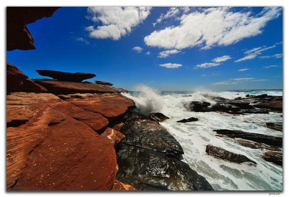 AU0466.Kalbarri N.P.Mushroom Rock