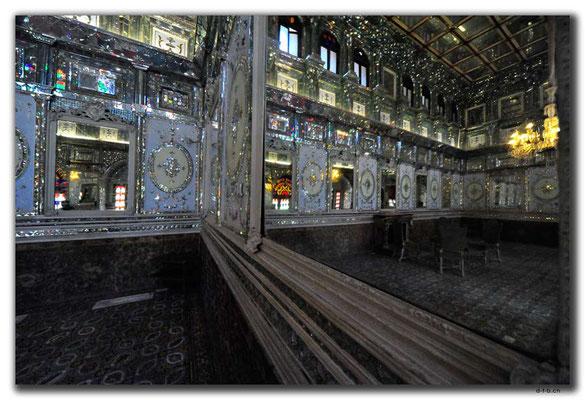 IR0244.Tehran.Golestan Palace.Shams-ol-Emareh.