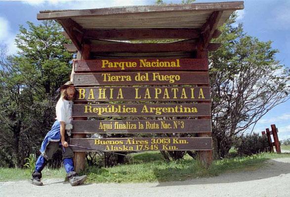 Argentinien, P.N. Tierra del Fuego