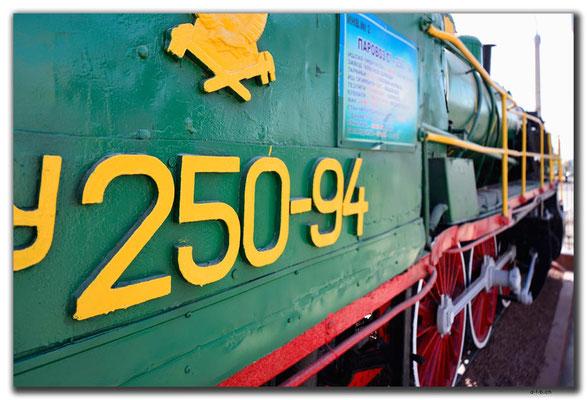 UZ0179.Tashkent.Railway Museum