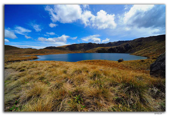 NZ0494.Kahurangi N.P.Lake Sylvester