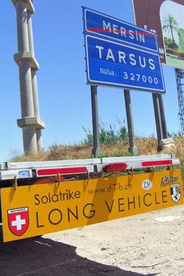 TR: Solatrike in Tarsus