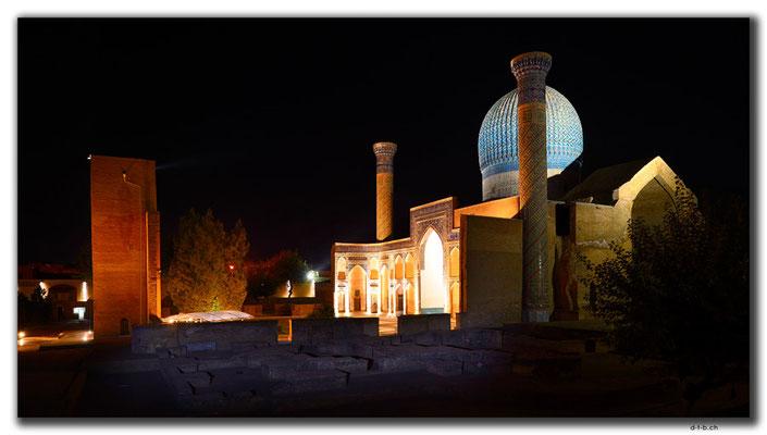 UZ0123.Samarkand.Amir Temur Mausoleum
