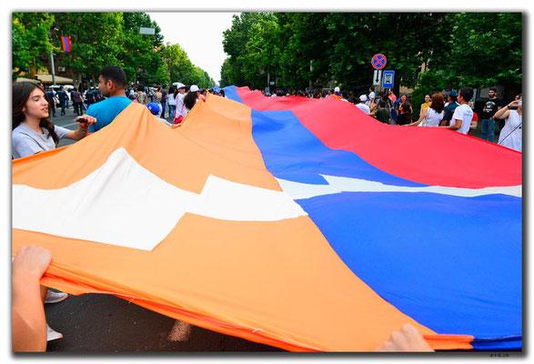 AM016.Yerevan.Feiertagskundgebung