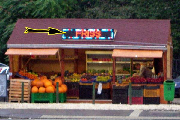 "Ungarn: ""Friss"""