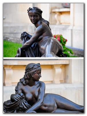 RO0223.Bukarest.Bronzestatue