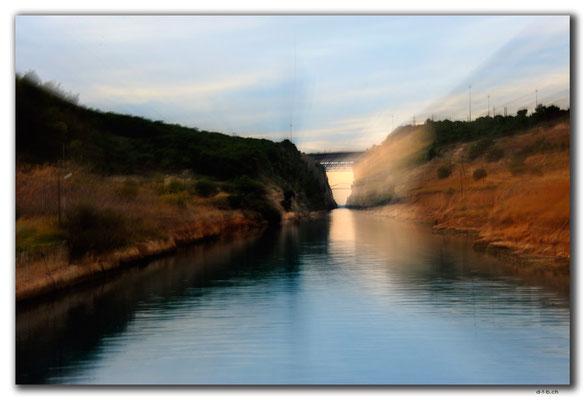GR0356.Kanal von Korinth