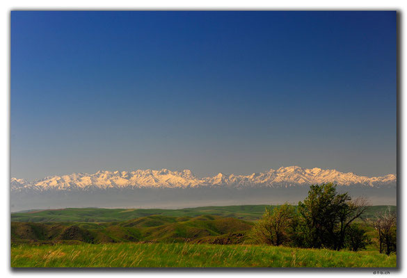 KZ0098.Kyrgyz Ala-Too