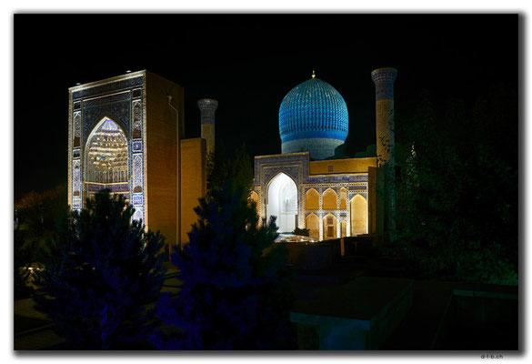 UZ0121.Samarkand.Amir Temur Mausoleum