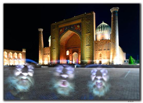 UZ0158.Samarkand.Registan