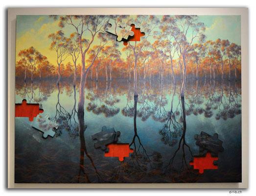 AU1504.Canberra.NGA.Barmah Forest,Lin Onus