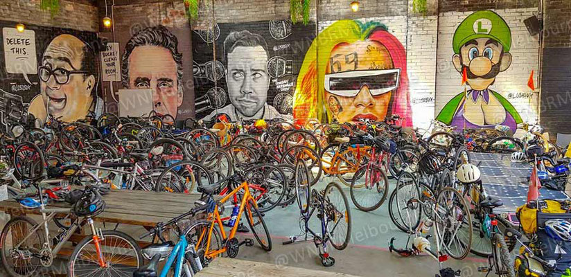 AU:Melbourne.WNBR (Photo: WNBR Melbourne)