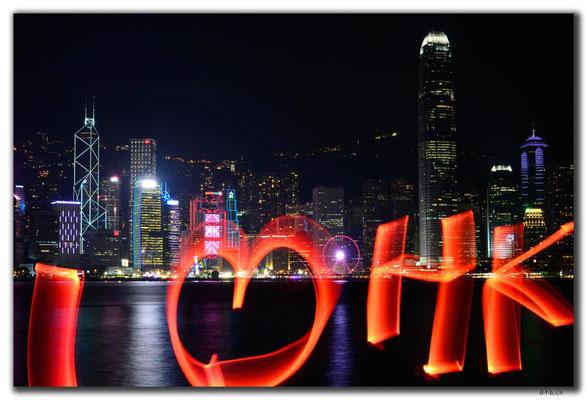 HK0110.Victoria Harbour