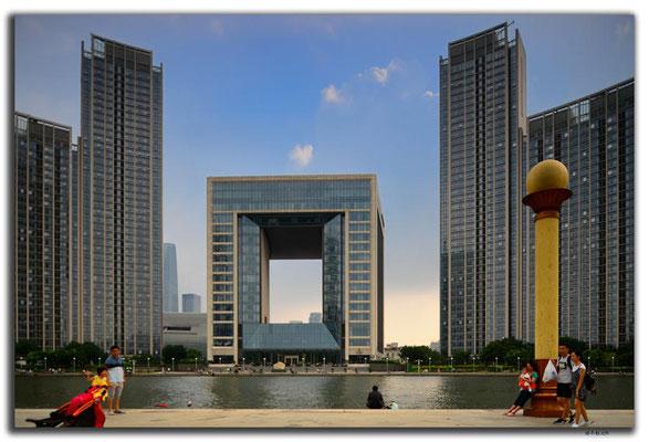 CN0390.Tianjin.Haihe River