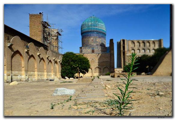 UZ0020.Samarkand.Bibi Khanym Mosque