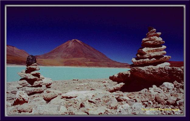127.Vulkan Licancabur,Bolivien
