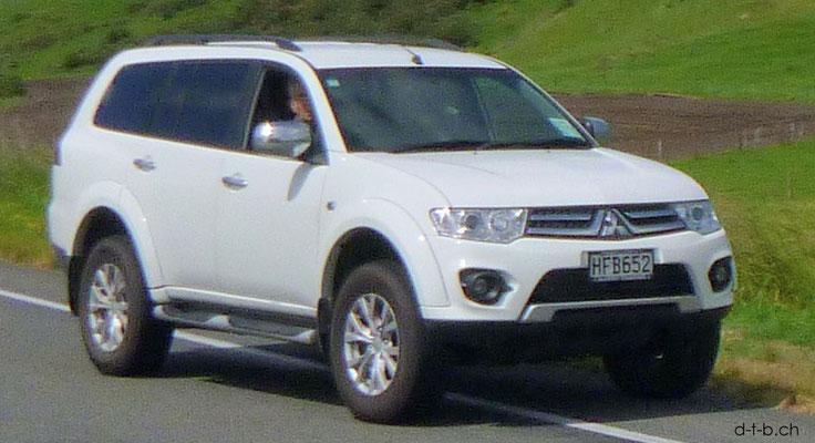 NZ: Solatrike wird auf dem Hwy Nr.3 von diesem Auto gerammt.