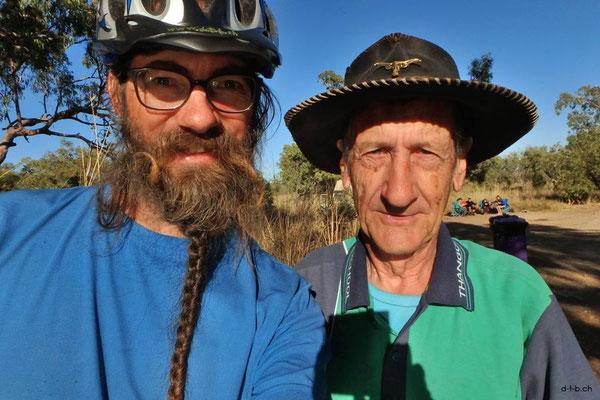 AU: David & John (18 Jahre in Australien unterwegs)