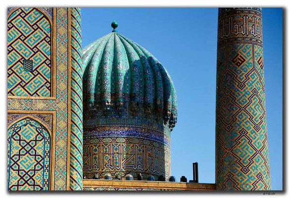 UZ0039.Samarkand.Registan.Sher Dor Medressa