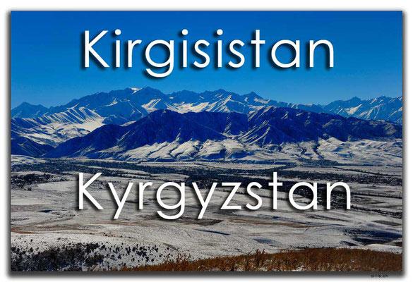 Fotogalerie Kirgisistan / Photogallery Kyrgyzstan
